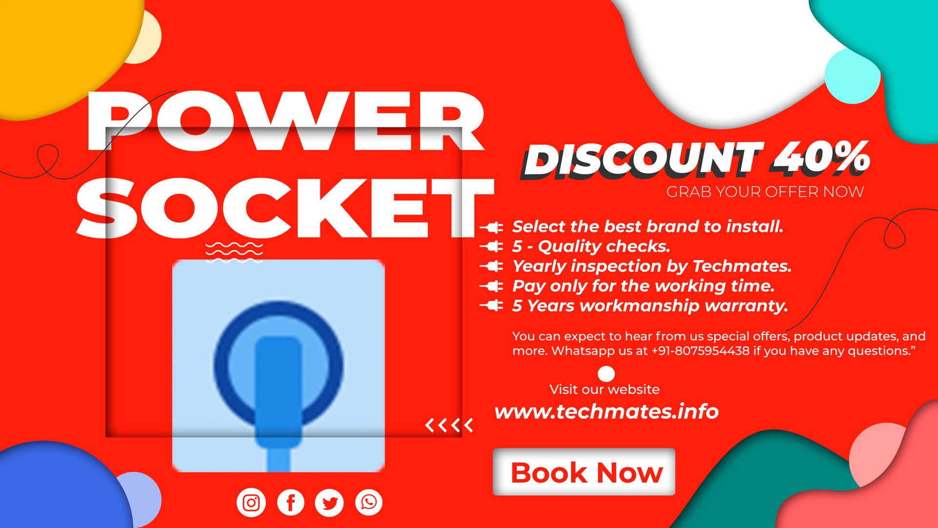 Power Socket Offer
