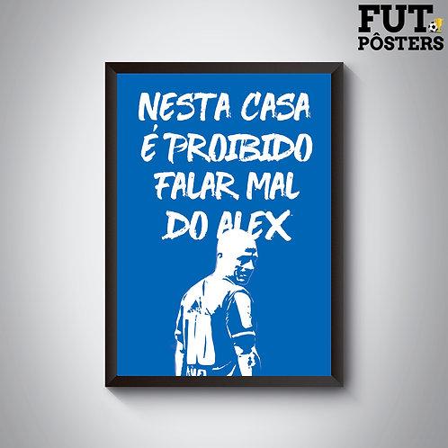 Pôster Nesta Casa Cruzeiro - Alex