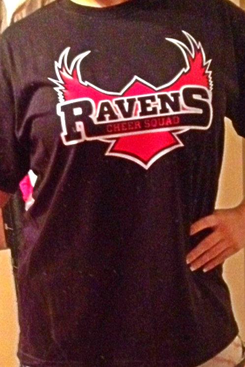 Ravens Cheer T-shirt