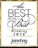 Junebug Best of the Best Wedding 2016.pn