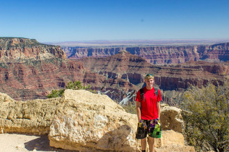 Jacob Thompson grand canyon