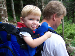 A backpacking trip with Alex Thompson