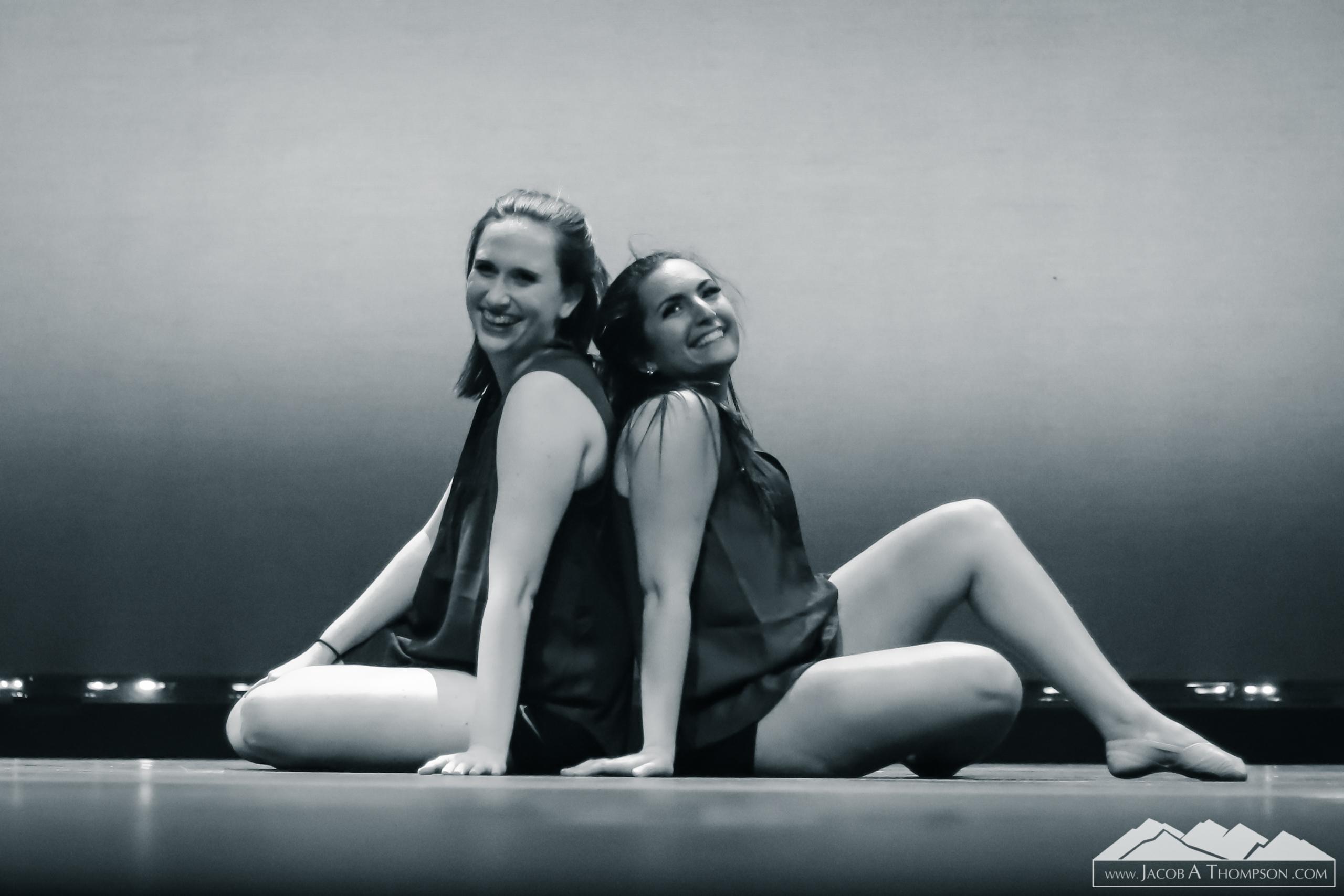Clemson dancers debra Parmentola