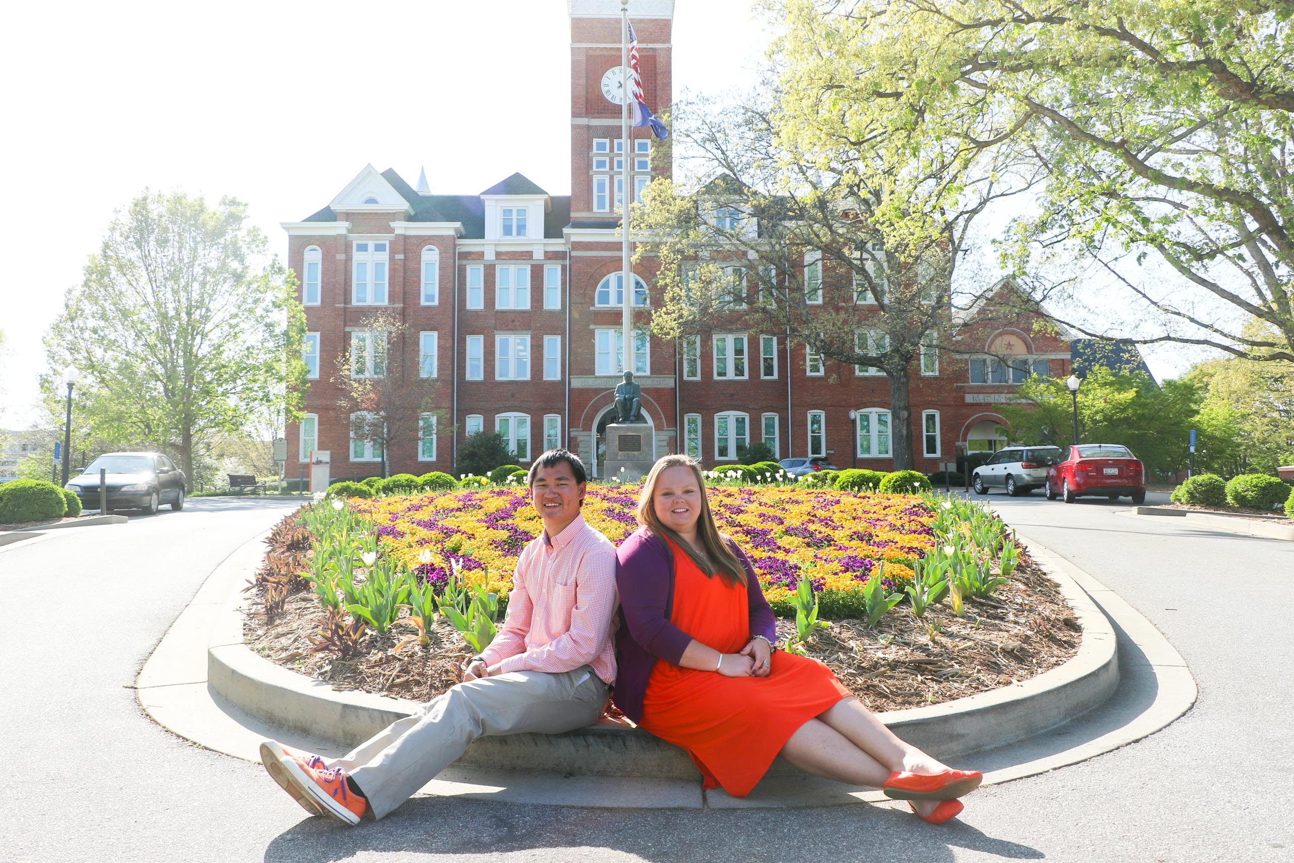 Clemson Tillman couples
