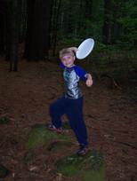 Ultimate Frisbee Alex Thompson!