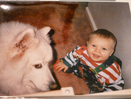 Jacob Thompson chubby baby dog juneau