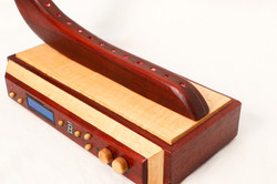Arduino Laser Harp Wood