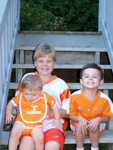 Jacob Thompson cousins tennessee