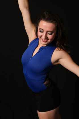 Clemson Dance Photography Flash Studio Cassidy Barringer