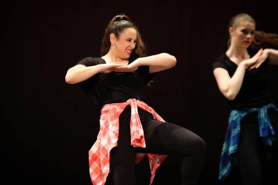 Clemson Dancers Club Showcase