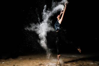 Clemson Dance Photography Flash Flour Cassidy Barringer