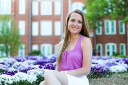 Clemson senior graduation pictures