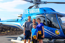 Jacob Thompson and family Hawaii