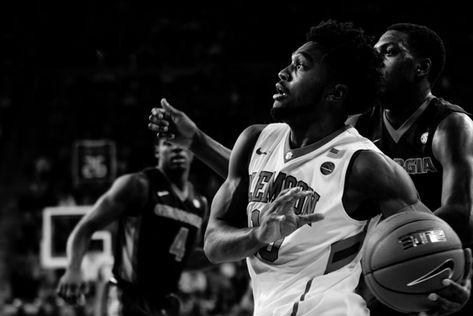 Clemson basketball black and white