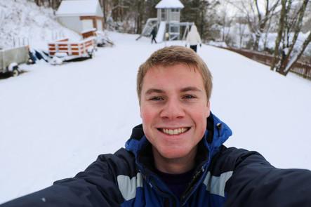 Jacob Thompson snow