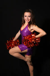 Clemson Dance Photography Flash Studio Cassidy Barringer