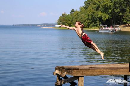 Jacob Thompson dive