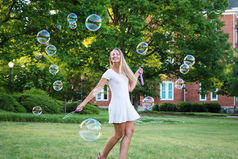senior bubbles