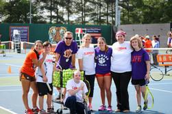 Clemson life tennis