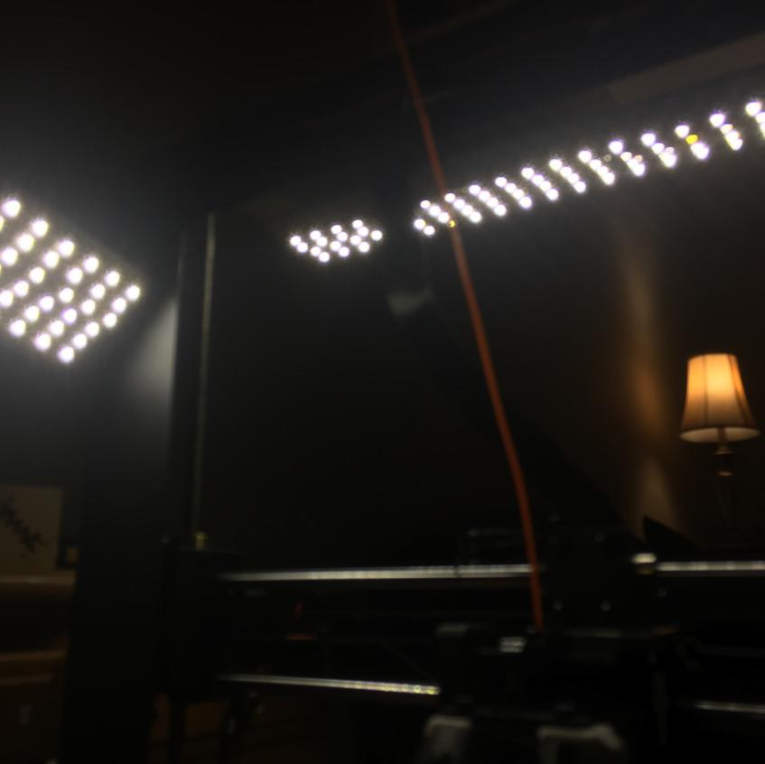 Custom LED strip lights 3D printer