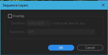 Stp 8. Keyframe Assistant Sequnce Layers AE