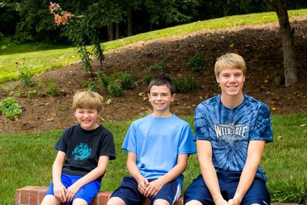 Jacob Thompson cousins