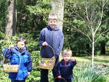 Easter Alex Thompson