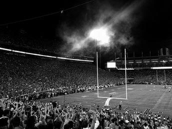 Clemson Football Memorial Stadium Death Valley