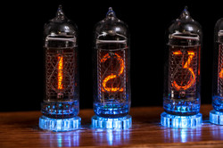 Arduino Nixie Tube clock RGB LED