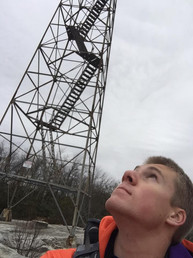 Jacob Thompson firetower