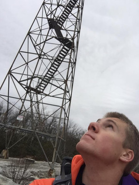 Jacob Thompson firetower