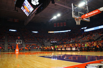 Clemson basketball littlejohn