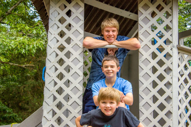 Jacob Thompson and cousins