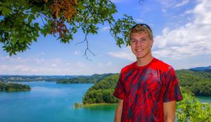 Jacob Thompson lake hike