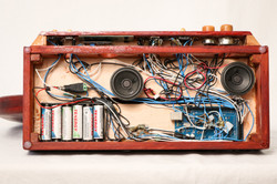 Arduino laser harp wiring speakers