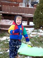 Snowy winter Alex
