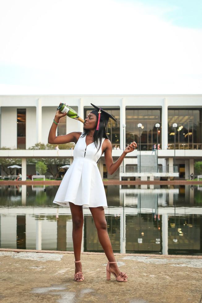 Demetria Clemson Graduation Senior (13).