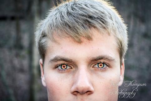 Jacob Thompson clemson eyes