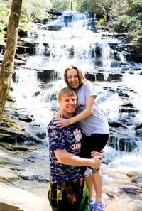 Jacob Thompson and Cassidy Barringer