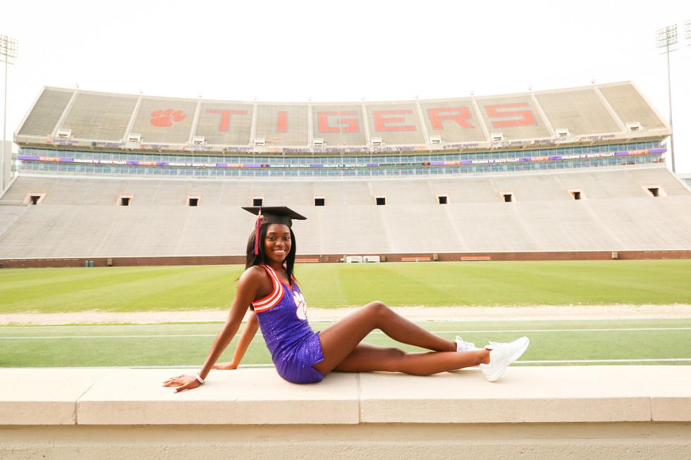 Demetria Clemson Graduation Senior (3).j