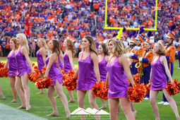 Clemson Tiger Dancers
