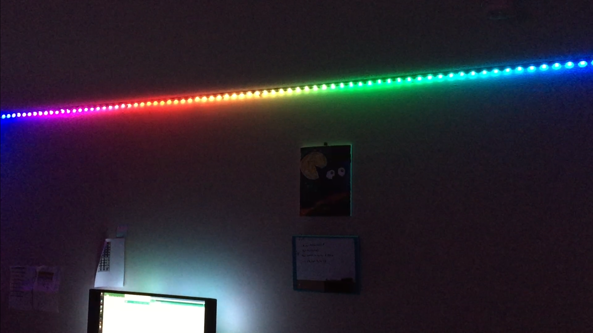 LED Strip Light Controller using Arduino and WS2812B LED strips