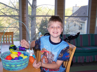 Jacob Thompson easter