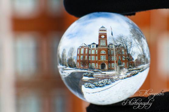 Clemson Tillman snow