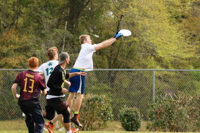 Jacob Thompson Ultimate frisbee