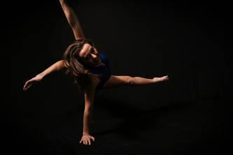 Clemson Dance Photography Cassidy Barringer Studio Flash