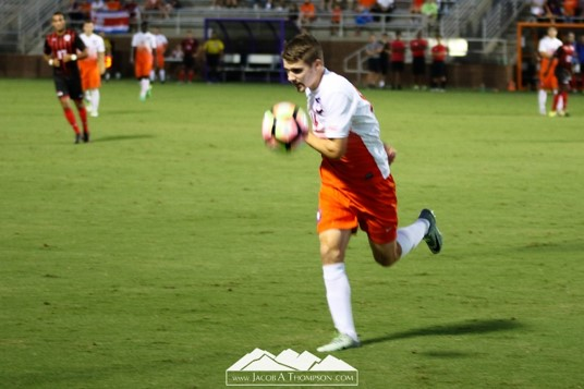 Clemson Soccer at Riggs Field