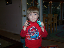 Alex and his Cars