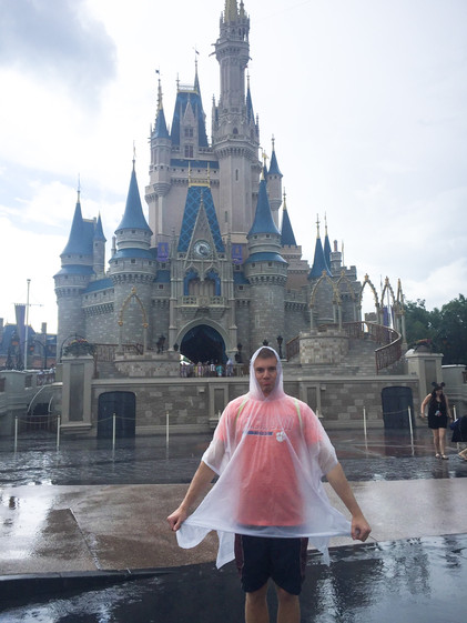 Jacob Thompson at Disney