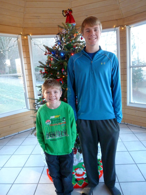 Jacob Thompson and brother